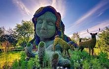 The Montreal Botanical Garden, Canada