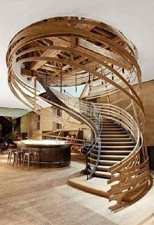 Zachwycające schody
