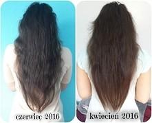 Pielęgnacja długich włosów. ;]