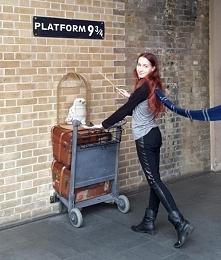 Blogerka w Londynie :) Harry Potter! <3