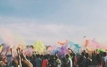 Festiwal kolorów :) (moje jpg :> )