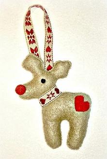 Rudolf I, renifer :)