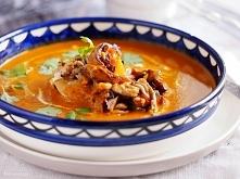 Zupa tikka masala / Tikka masala soup