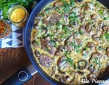 Szybki i łatwy przepis na polędwiczki wieprzowe duszone w sosie musztardowym. Delikatne mięso w kremowym sosie to mój pomysł na obiad idealny