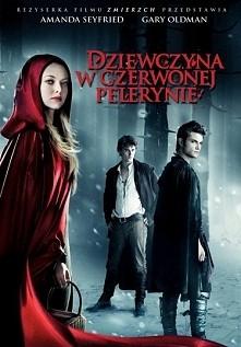 Dziewczyna w czerwonej pelerynie.