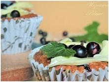 Muffinki bez mąki z czarną ...
