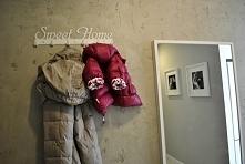Wieszak na ubrania Sweet Home Art-Steel