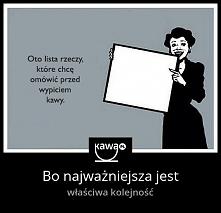 Kawowe memy i przepisy na kawa.pl