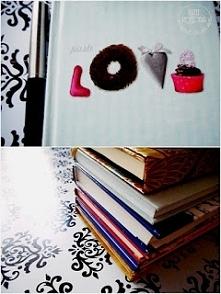 Zbiór cytatów z książek.