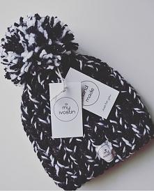 handmade beanie - recznie robione czapki welniane