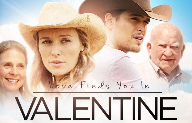 Love Finds You In Valentine - Kennedy to dziewczyna z Kalifornii, która niespodziewanie dziedziczy rancho w Nebrasce i postanawia przed jego sprzedażą spędzić tam trochę czasu.