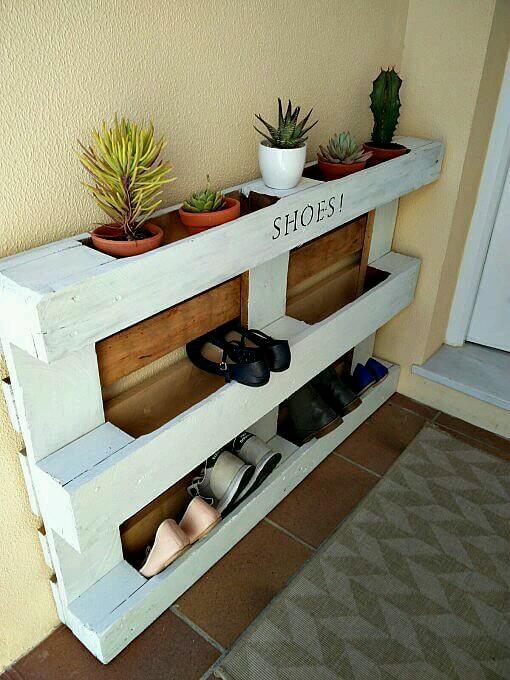 Półka na buty