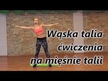 Wąska talia- ćwiczenia na mięśnie talii z TreningFitness.com