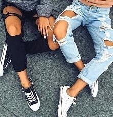 modne spodnie :)