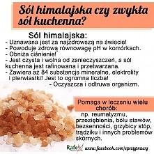 Sól himalajska!
