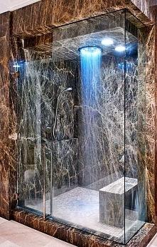 Duuuuży prysznic :) O TAK :)