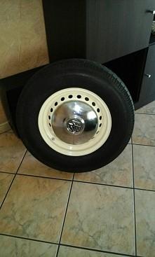 Nowe kolka do naszego VW T3 :)))