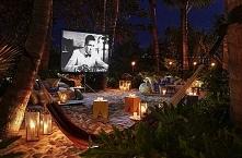Kino na plaży - zobacz jak je urządzić! Zainspiruj się pomysłami na blogu u P...