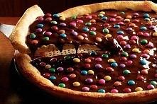 Pizza z cukierkami