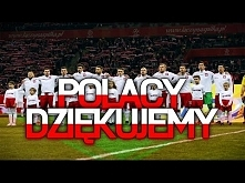 "Piosenka Euro 2016 ,,Polacy Dziękujemy!"""