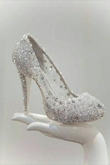 ślubne pantofelki <3