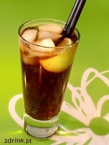 Cuba Libre Składniki: 40 ml białego rumu kostki lodu coca-cola sok z 1/4 limonki Przygotowanie: Do wysokiej szklanki wrzucić kostki lodu, wlać sok z limonki, wlać rum i dopełnić...