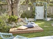 inspiracja w ogrodzie