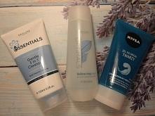 dziś na blogu recenzje trzech kosmetyków do pielęgnacji twarzy - żel do mycia, mleczko do demakijażu oraz tonik. Jeden z nich to mój ulubieniec :) (kliknij w zdjęcie)