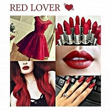 red czerwien