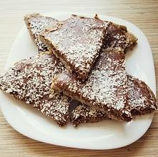 Pyszne ciasto bez wyrzutów sumienia i szkody dla figury? Zapraszam po przepis na tartę czekoladowo-bananową :)