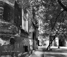 Wrocław kamienica, podwórko w oficynie przy ul.Pułaskiego