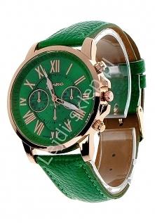 Zielony zegarek , lejdi-sklep.pl