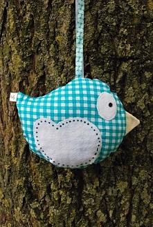 Ptak dla dzieci i dekoracji domu