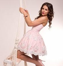 Sukienka koronkowa sukienko...