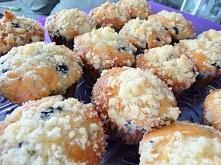 Muffinki z maślanką i krusz...