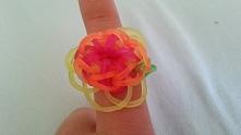 Pierścionek Kwiatek - Moje ...