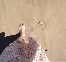 #Farmona #stopy #pielęgnacja #konkurs Moja stopa na wakacjach - Fuertaventura, naturalne dbanie o stópki :)