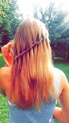 Znowu dorwałam się do włosów :D