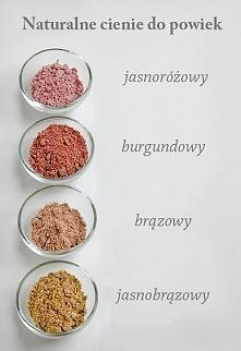 domowe kosmetyki, organiczn...