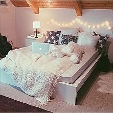 to będzie moja sypialnia **