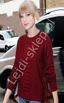 Sweter w stylu Taylor Swift  lejdi-sklep.pl