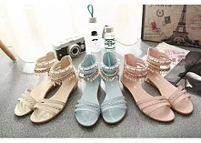 sandały sandałki boho hippi...