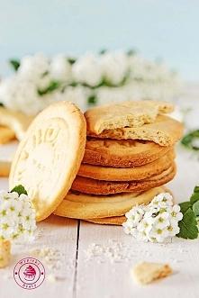Sugar cookies - pyszne maślane ciasteczka z cukrem.