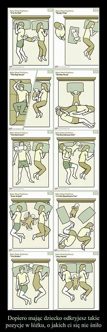 O tych pozycjach w łóżku Ci się nie śniło!!!