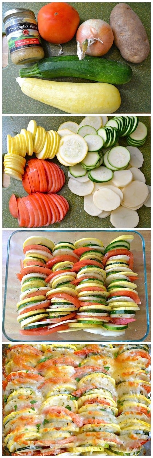 zapiekanka, warzywa,jak to zrobić