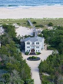 dom w stylu Hampton