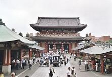 #5 Świątynia Shirne w parku Asakusa, Tokio