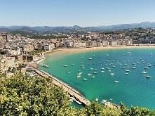 San Sebastian, Hiszpania
