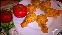 Chrupiące pałki z kurczaka. Przepis na chrupiącego kurczaka na obiad lub przy...