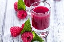 Malinówka na zdrowie.  Owoce malin mają jedną z najniższych zawartości cukru....